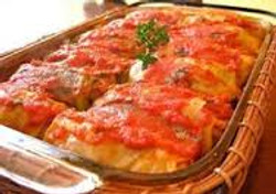 Perogy Guy Cabbage Rolls & Special Sauce