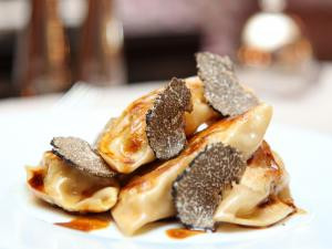 Have you tried our Truffle Perogy