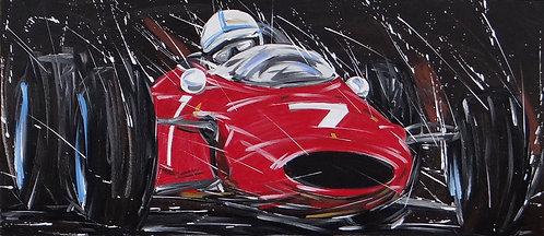 F1 Surtees Ferrari