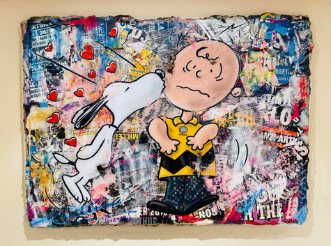 Snoopy Smak (SOLD)