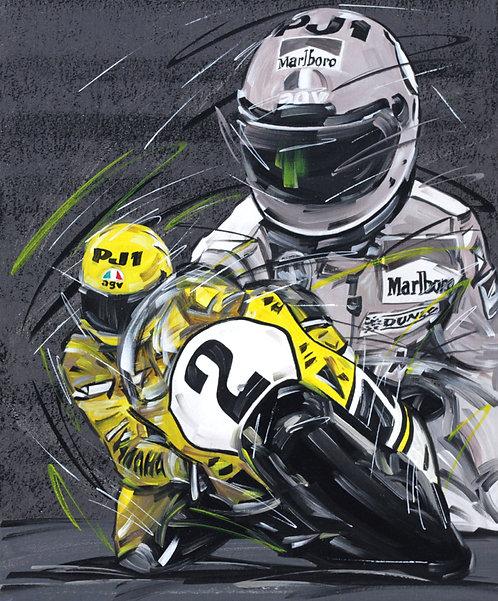 Kenny Roberts Yamaha 2