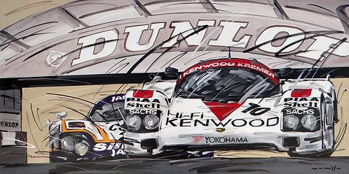 Porsche 956 C Le Mans