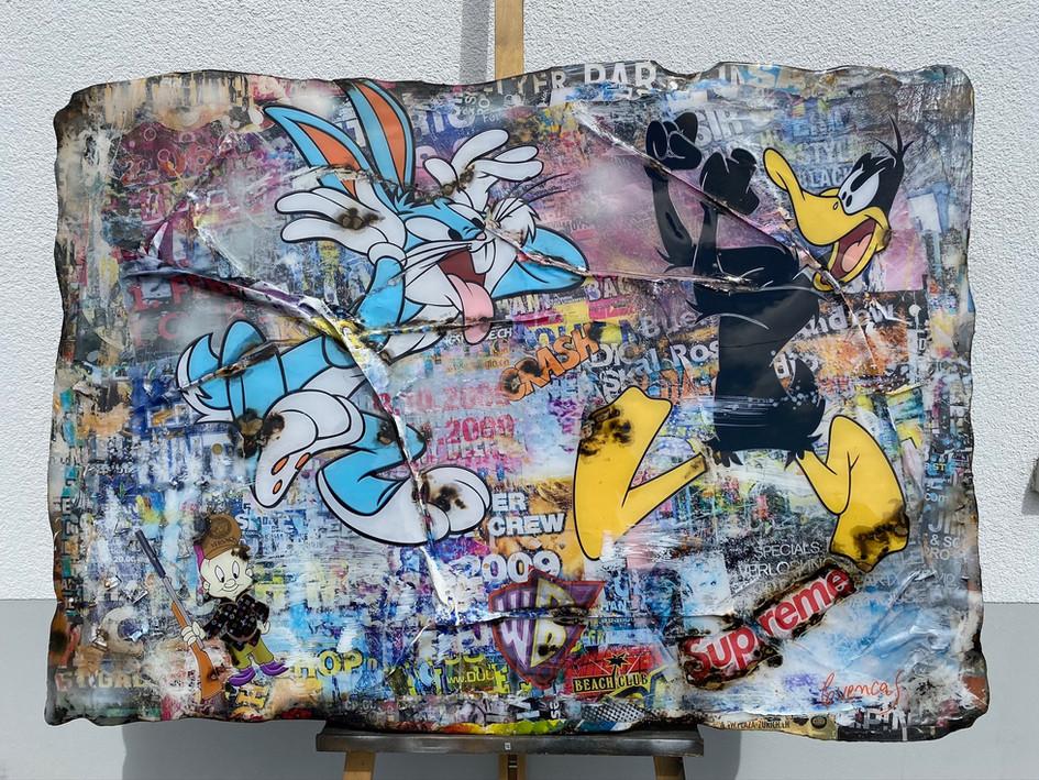 Bugs Bunny CRASH (sold)