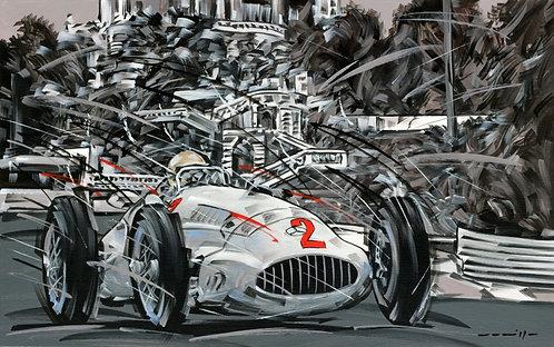 Mercedes W165 2 1939 Monte Carlo