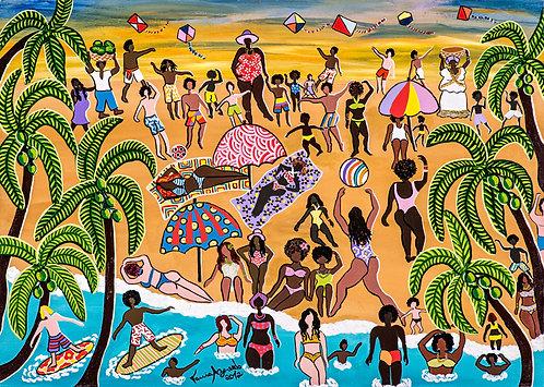 Farra na Praia