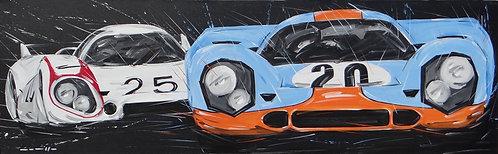 Le Mans Porsche 917