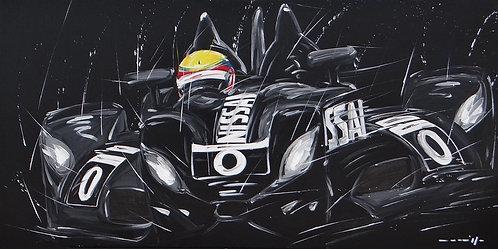 Le Mans Nissan Delta