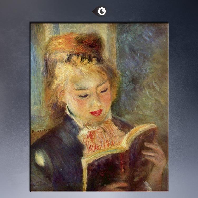 Girl-Reading-50x80