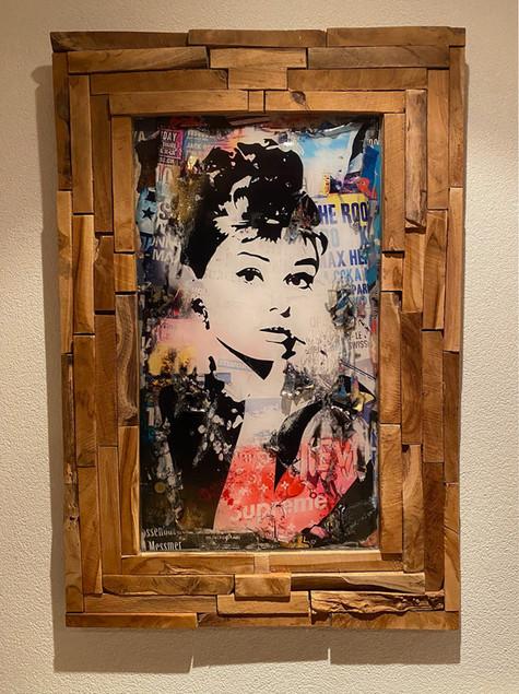 Audrey Hepburn SUPREME