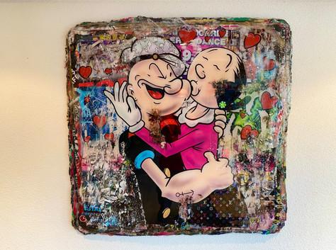 Popeye Smak (Samhart Gallery)