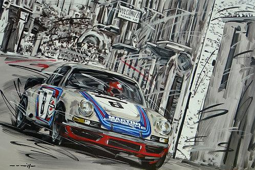 Porsche 911 RSR 1973 Martini