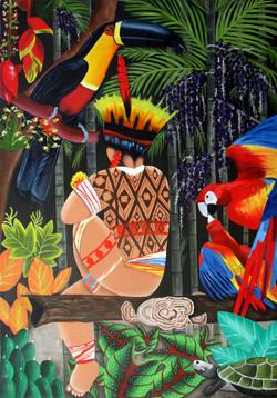 AMAZONIA_III_KUARUP_50x72