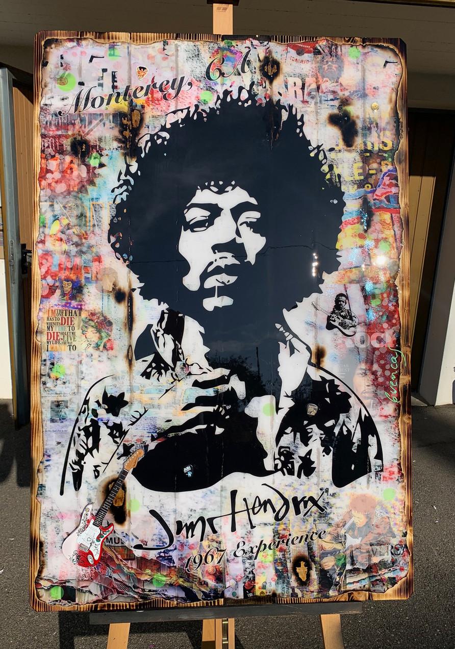 Jimi Hendrix Monterey 1967