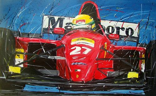 Senna Ferrari 27