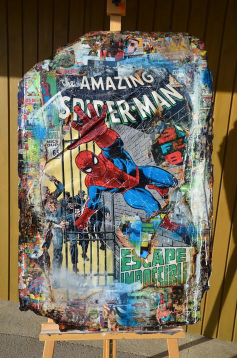 Spiderman Retro (sold)