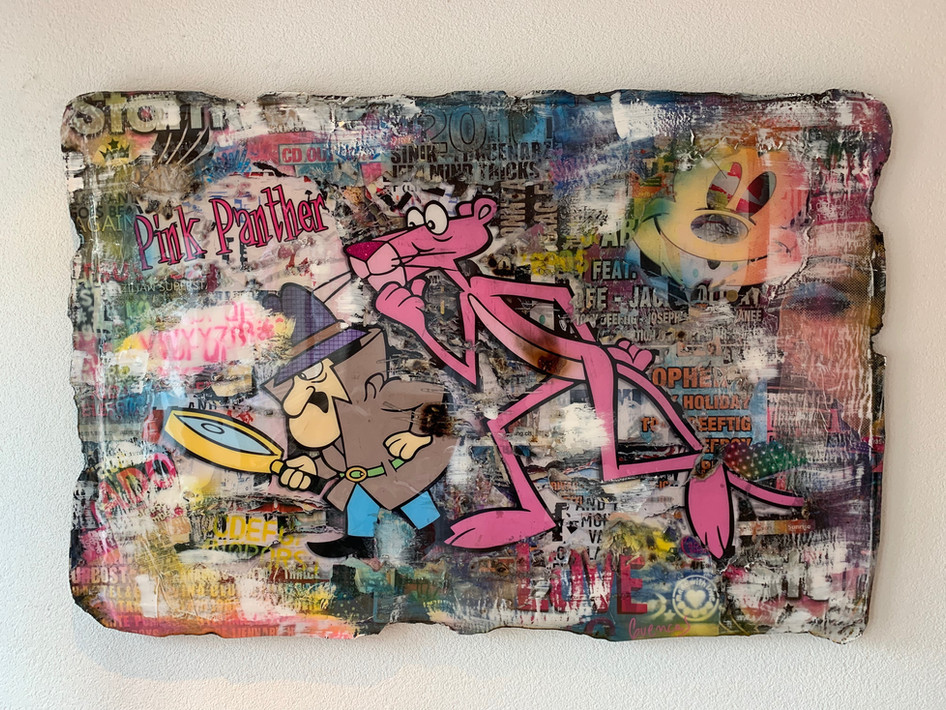 Pink Panther 1963 (sold)