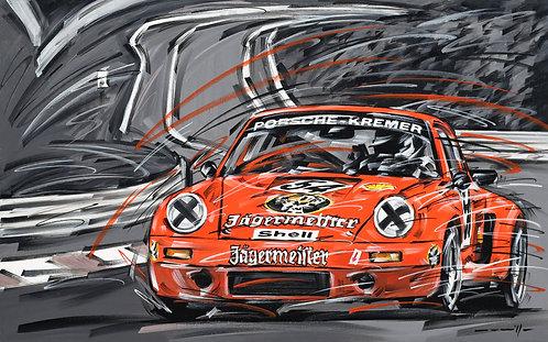Porsche 911 RSR 1975