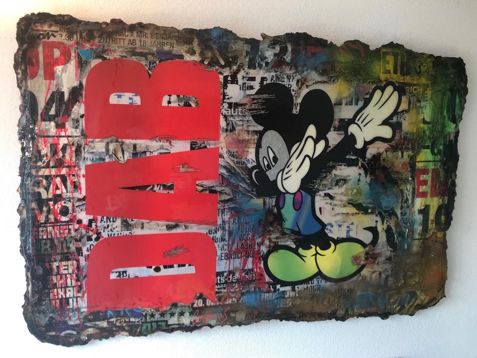 Mickey DAB (sold)