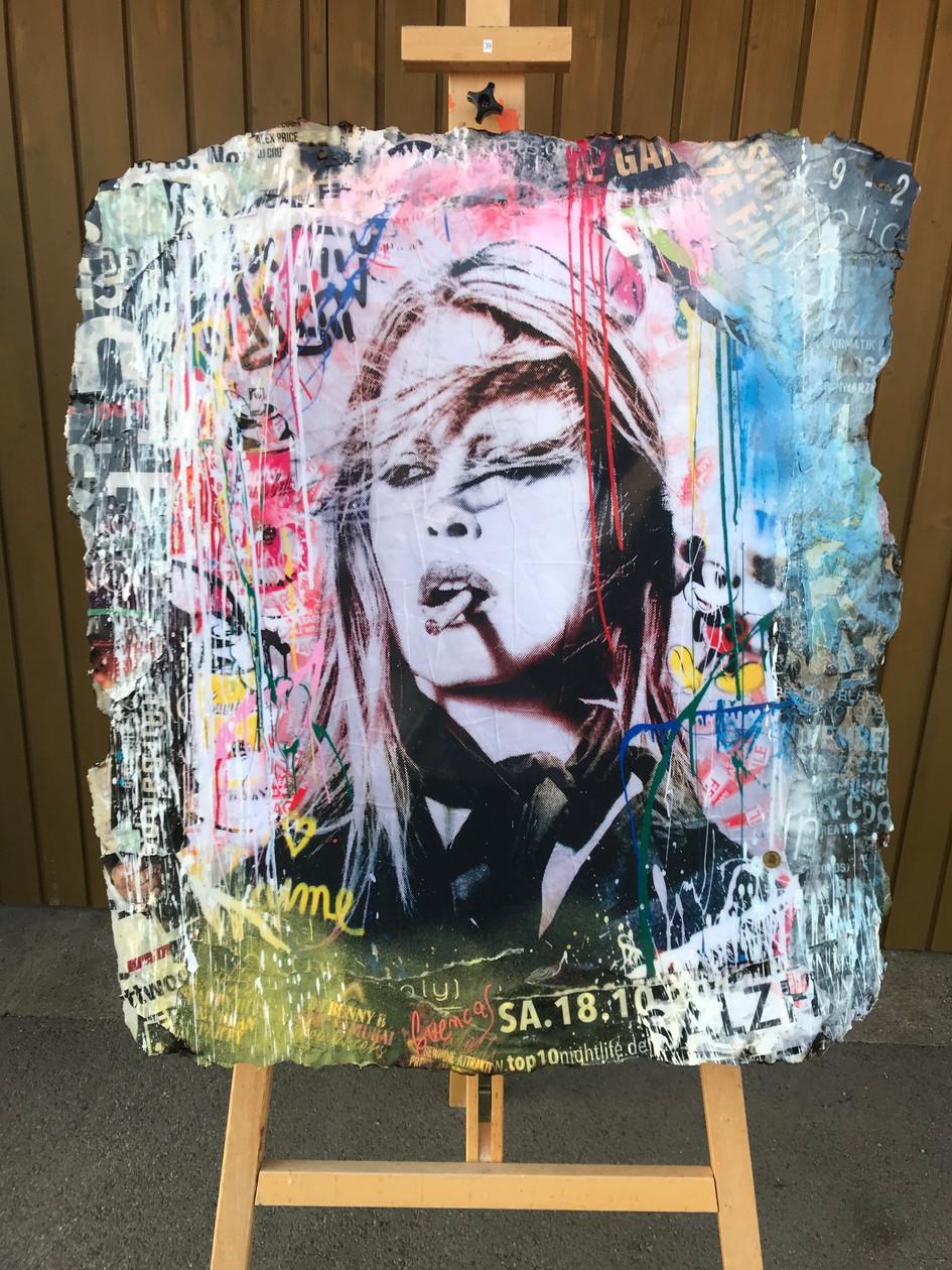 Brigitte Bardot Pop (sold)