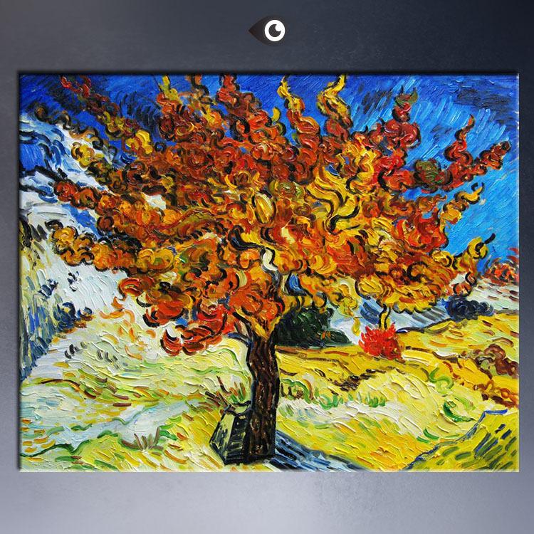 Mulberry-Tree-c1889-50x70