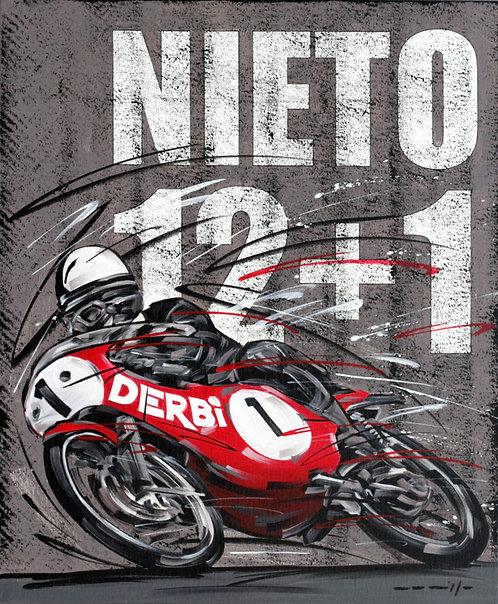 Angel Nieto Derby