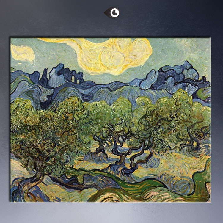Landscape-with-Olive-Trees-60x70
