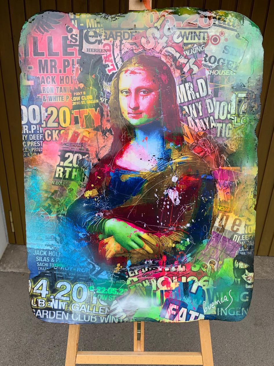 Mona Lisa Pop (sold)