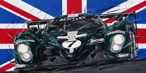 Le Mans Bentley 7