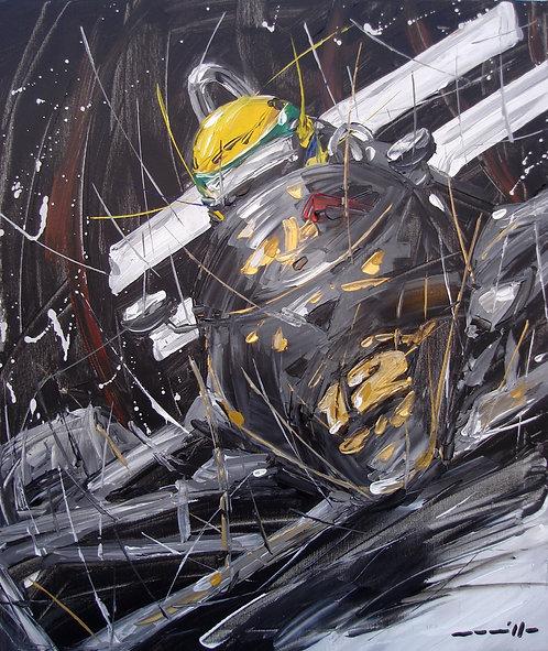 Senna Lotus JPS