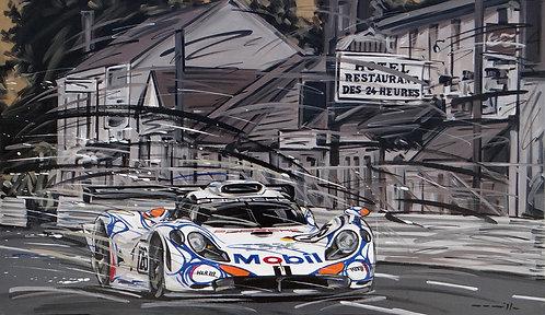 Porsche 911 GT1 Le Mans 1988