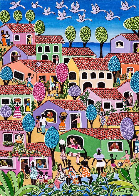 Favela Caminho das Arvores