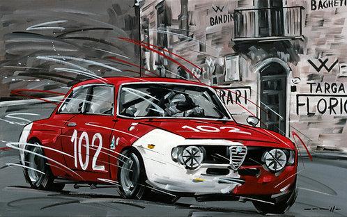 Alfa Romeo Giulia 102 Targa Florio