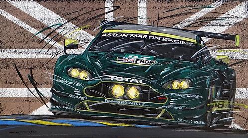 Aston Martin 97 Le Mans 2017