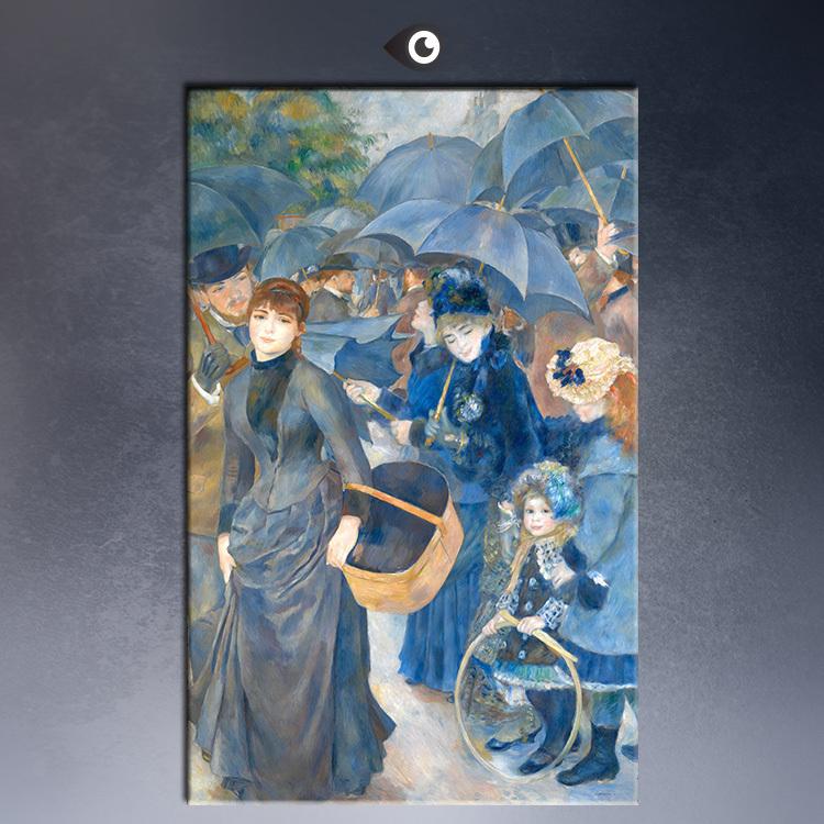 Umbrellas-40x80