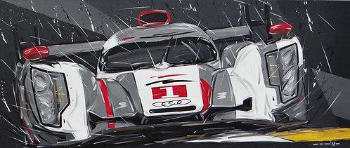 Le Mans Audi R18