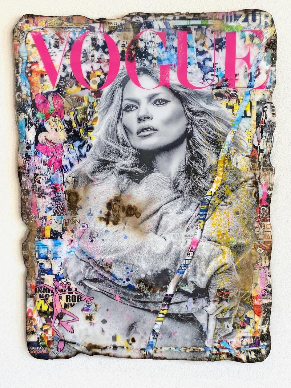 Kate Moss VOGUE Fashion (Samhart Gallery)