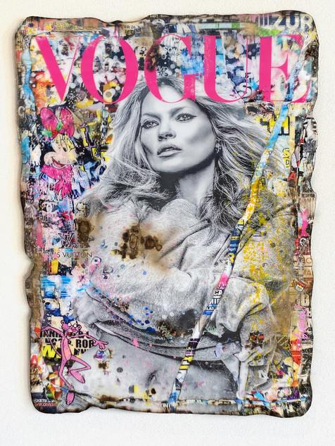 Kate Moss VOGUE Fashion (SOLD)