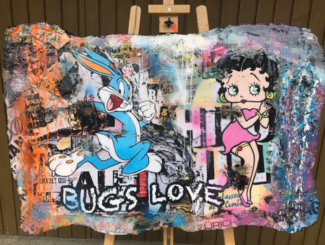 Bugs LOVE (sold)