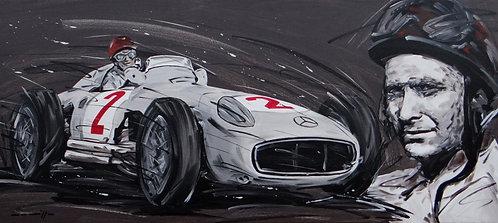 JM Fangio Mercedes 2