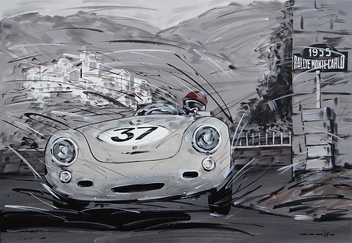 Porsche Typ 550 Spyder