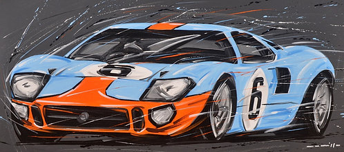 Le Mans Ford GT 40