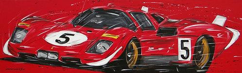 Le Mans Ferrari 5 iclx