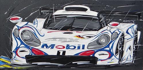 Le Mans Porsche 911 GTI 1995