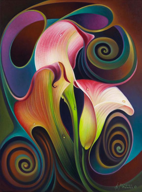 Dynamic_Floral_4_Cala_Lillies