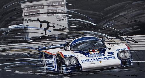 Porsche 956 C Rothmans 3