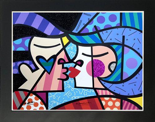 Love Circle Love 100 cm x 76 cm