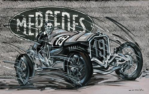 Mercedes 19 1922