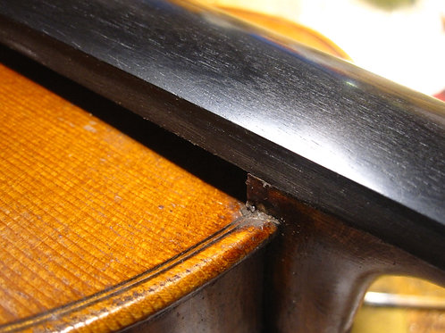 Fingerboard 指板 for violin