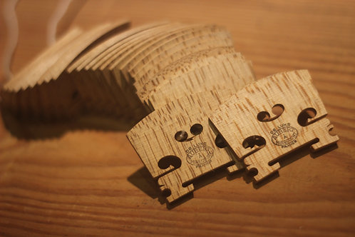 Bridges 琴馬 for violin