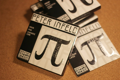 Peter Infeld (PI) strings
